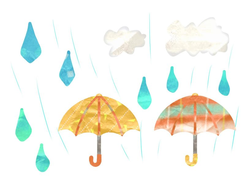 潮濕氣候容易使內衣發霉